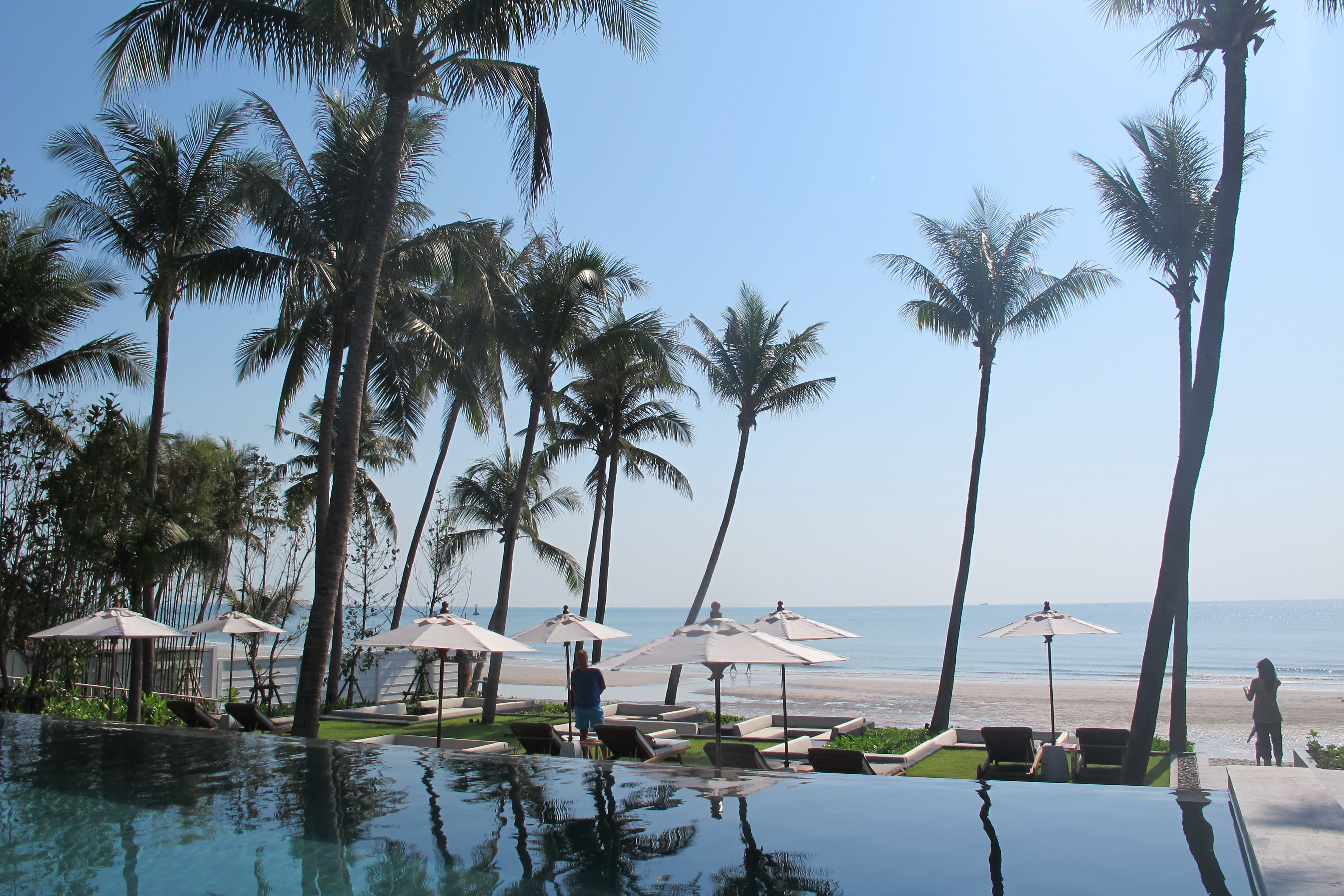Cape Nidhra Hotel, Hua Hin, Thailand
