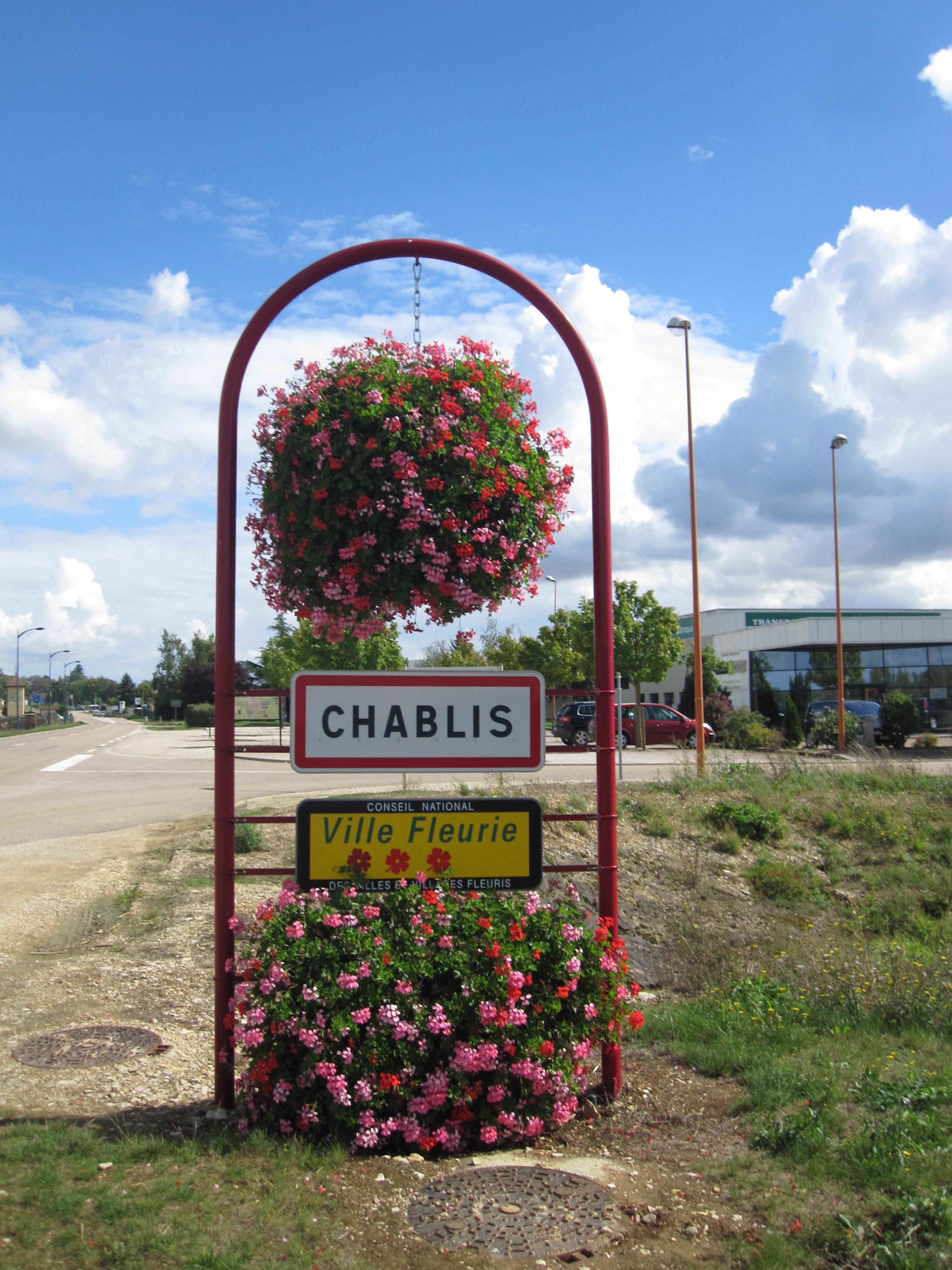 Reise til Chablis