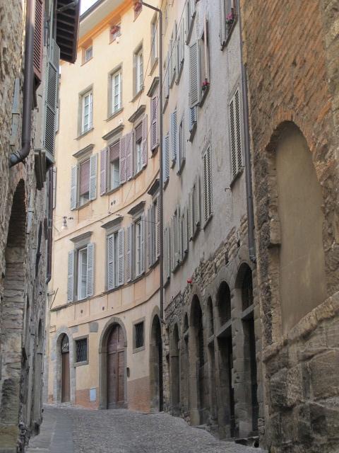 Bergamo. Reisetips.