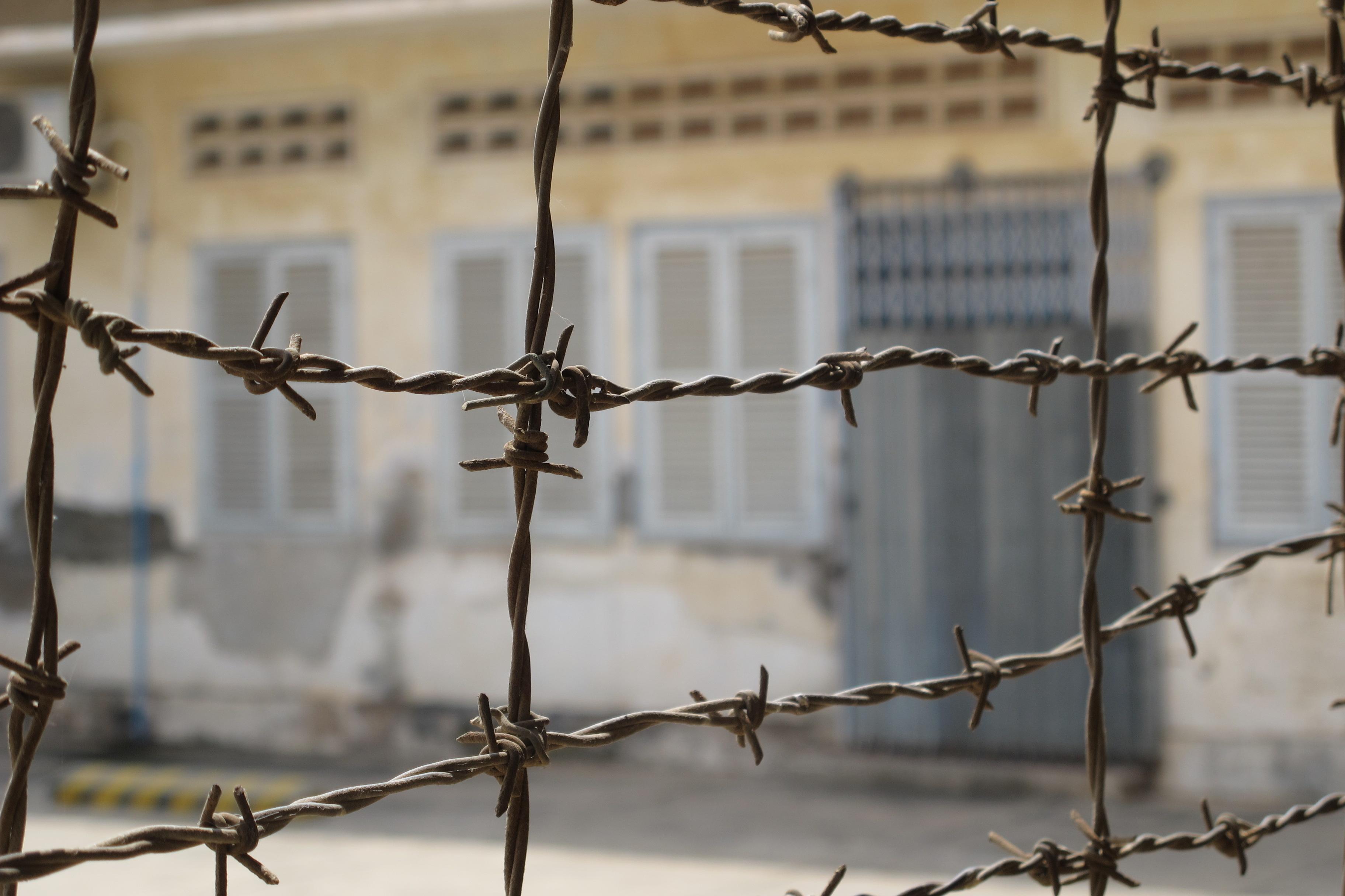 Kambodsja. Folkemordet Vesten snudde ryggen til