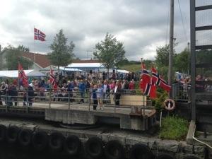 Skjoldastraumen, Tysvær, Norge