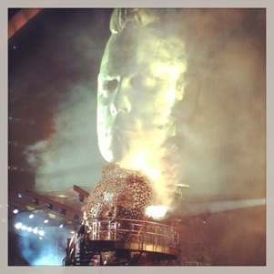 Robbie Williams, London
