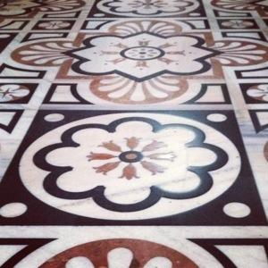 Duomo di Milano. Marmor fra gulv til tak.