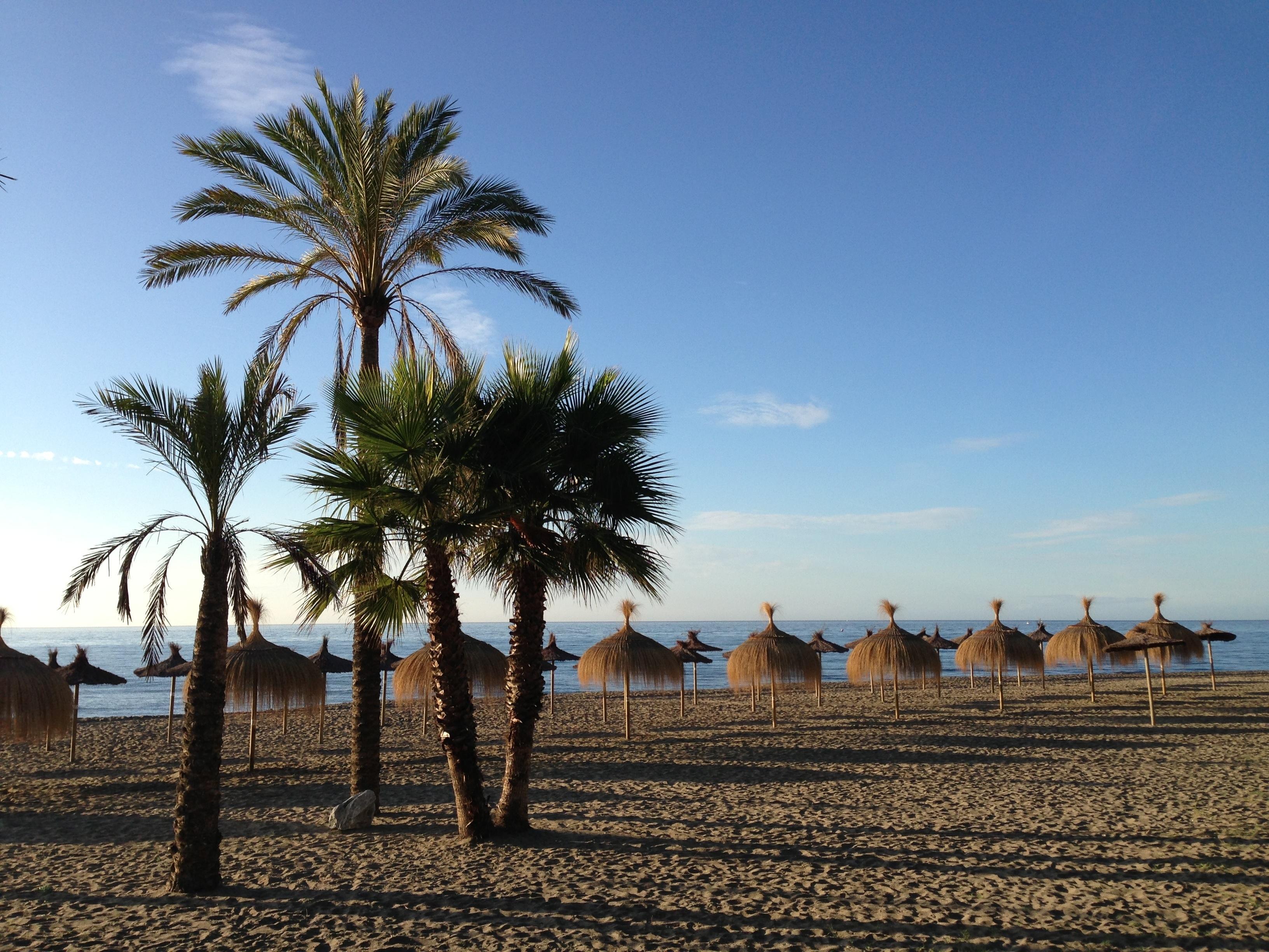 strandklubber ved Marbella
